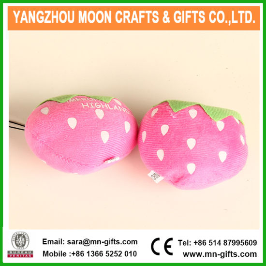Lovely Customized Plush Toys Plush Keychain Toy Custom pictures & photos