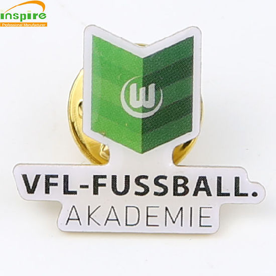 Customized Metal Lapel Pin Badge for Souvenir Gift/Events/Promotion
