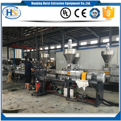 Tse 95 Plastic Pelletizing Machine Production Line pictures & photos