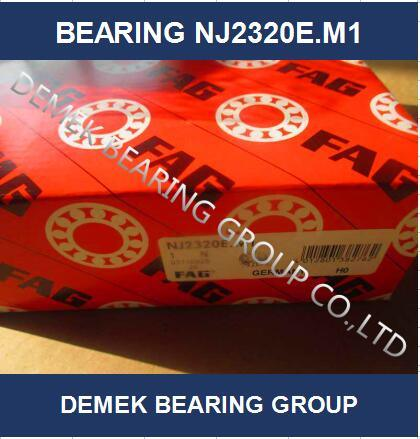 Cylindrical Roller Bearing Nj2320 E. M1 with Brass Cage pictures & photos