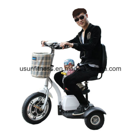 2018 OEM Manufacturer Wholesale Folding Electric Mobility Scooter for Adult pictures & photos