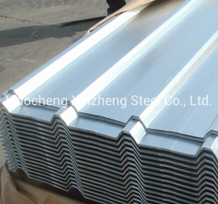 (0.125mm-0.8mm) Galvanized Steel Sheets for Corrugated Roofing Material