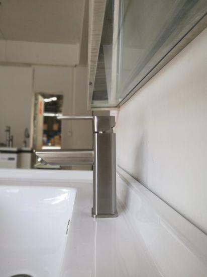 Zookv Factory Bathroom/Bath Stainless Steel Basin Water Mixer