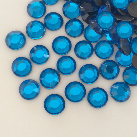 b02b90ae48 Ss10 Ss12 Ss16 Lead Free Hotfix Stone, Strong Glue Korean Hot Fix  Rhinestones in Bulk