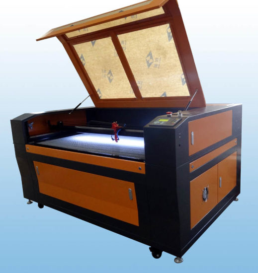 Flc1490 Laser Engraving Cutting Machine for Glass/Wood/Marble