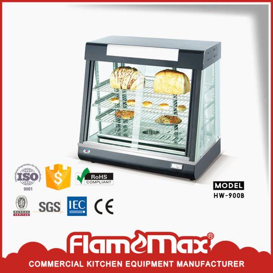 China Food Display Warmer with Light Box (HW-900B) - China Hot Food ...