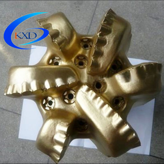 2016 Hotsale API PDC Bit for Oil Well PDC Drilling Bits pictures & photos