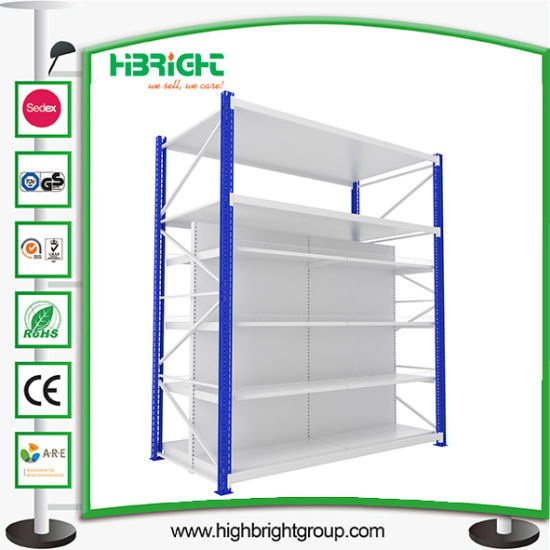 Custom Durable Grocery Store Supermarket Shelving for Grocery Store pictures & photos