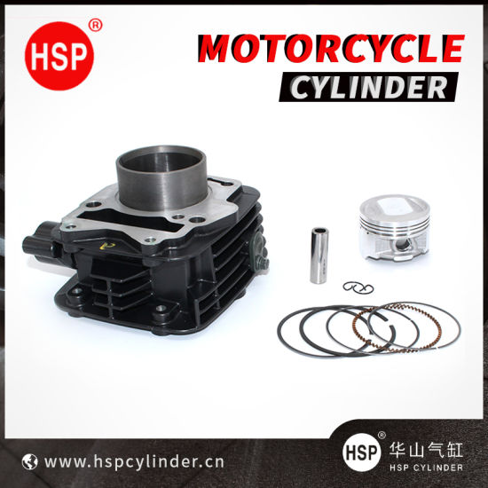 High Quality Motorcycle Parts Cylinder Block Kit for TVS110 WEGO TVS125 TVS160 TVS180