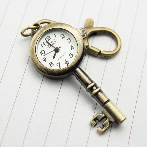 OEM New Design Quartz Keychain Watch pictures & photos