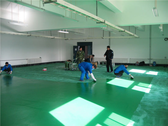 China Top Five Epoxy Resin Flooring Materials Factory-Maydos Food Grade Epoxy Resin Flooring pictures & photos
