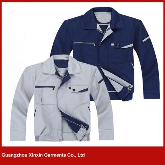 Factory Wholesale Cheap Working Uniform Clothes (W155)