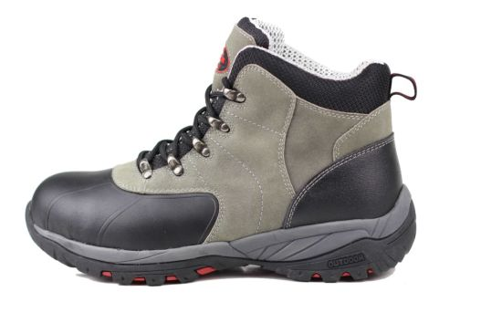95a41372c1e China Genuine Leather Safety Hiking Boots with Steel Toe Cap (SN2008 ...