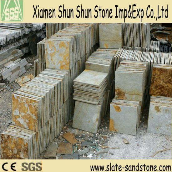Hot Sell Rusty Slate Stone Veneer pictures & photos