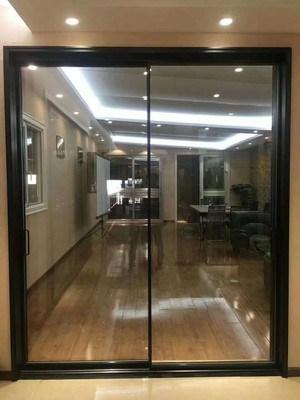 Narrow Frame/Slim Frame Aluminum Hinged /Swing French Door