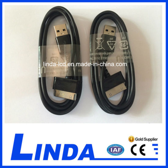 Mobile Phone Cable for Samsung Galaxy Tab USB Cable pictures & photos