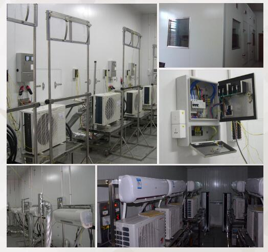 Environment Air Conditioning Test Room