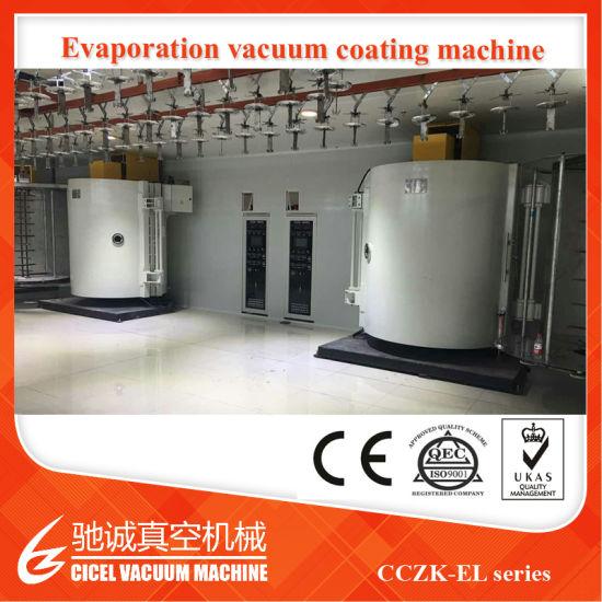 Aluminum Vacuum Metalizing Machine/ Evaporation Vacuum Metalization Coating  Machine