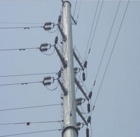 Single Tube High-Quality Transmission Tower