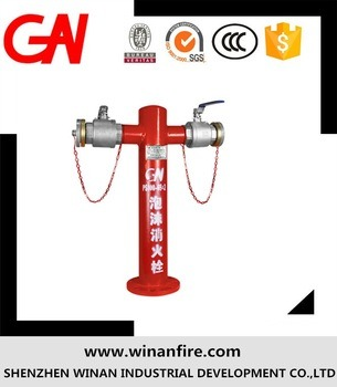 High Quality Foam Hydrant/Fire Hydrant for Foam Fire System pictures & photos