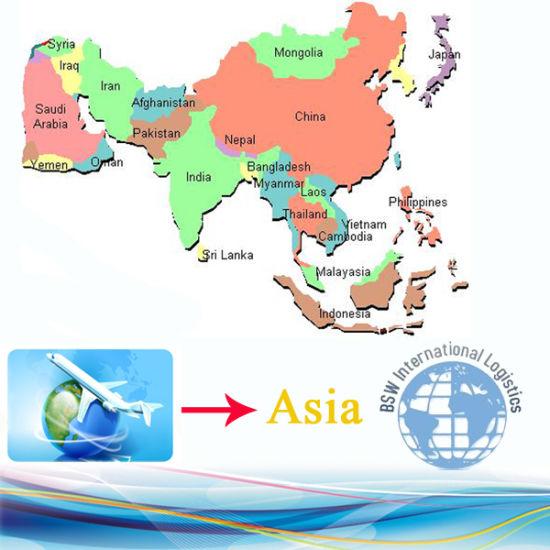 Guangzhou Ems China Map.China Internation Air Shipping Forwarder To Tajikistan Thailand