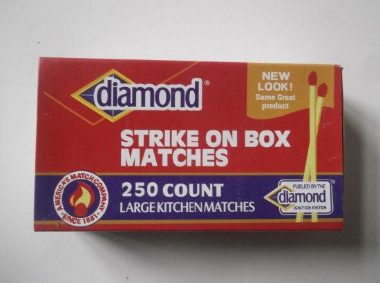 Diamond Matches Safety Matches for Kitchen