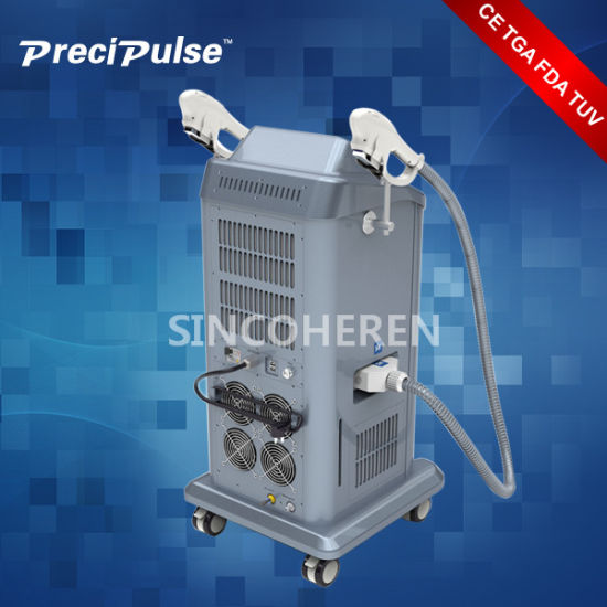 Beijing Sincoheren FDA Approved 2017 Newest Generation Nyc3 IPL Hair Removal Machine pictures & photos
