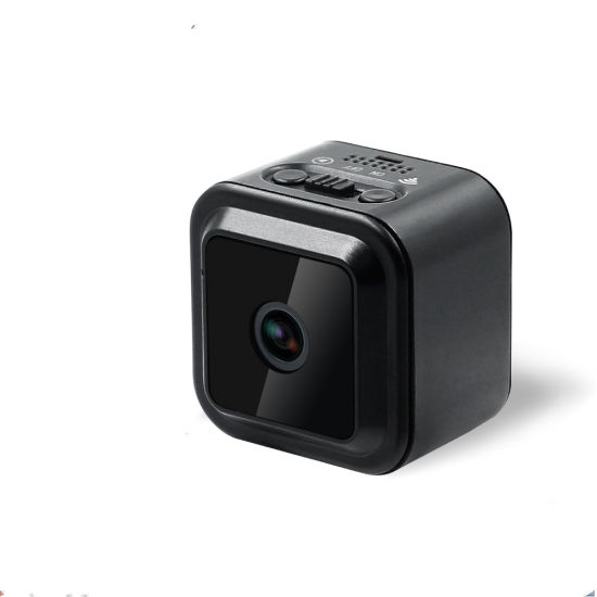 Wireless Hide Camera Night Vision Motion Sensor Mini WiFi Mobile Phone Fulltime Work Camera (WC002T8)