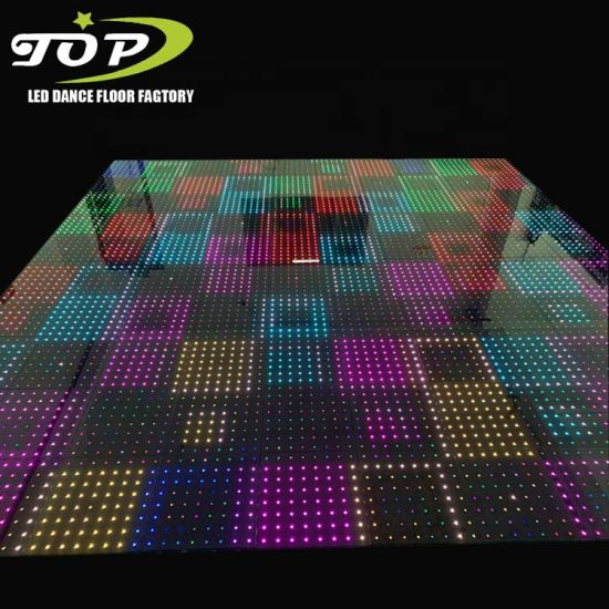 Magnet Photo LED Dance Floor Video Xxx Display with iPad Control
