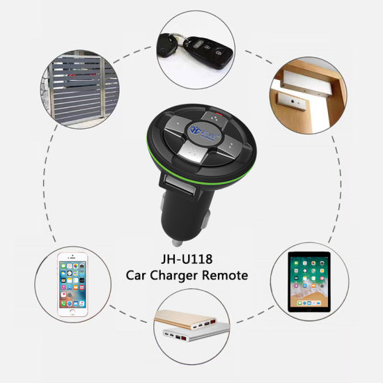 Universal Wireless Remote Control Switch 433MHz Car Charger
