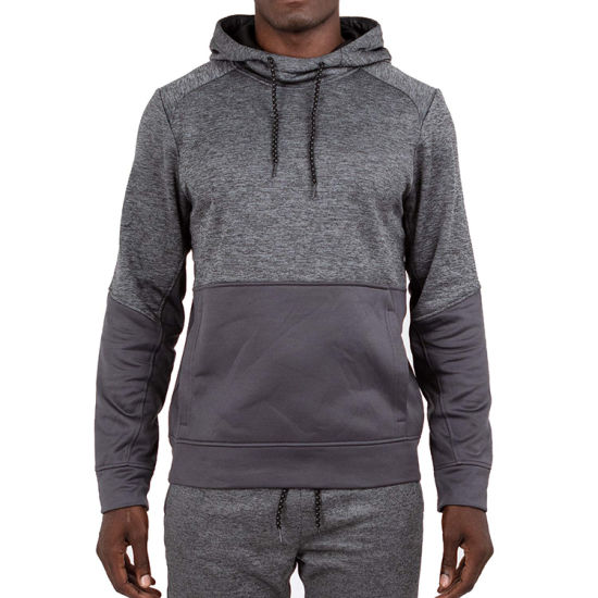 China Factory Wholesale Custom Men′s High Quality Light Weight Hoodies pictures & photos