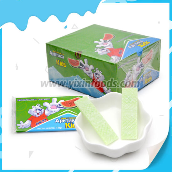 5PCS Fresh Watermelon Flavor Chewing Gum
