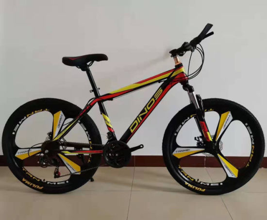 High-Quality 21speed Steel Mountain Bicycle