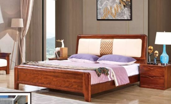 Fashion Double Best Selling Products High Quality New Design Bed Bedroom Furniture Set China Rosewood Bed Solid Wood Bed Made In China Com