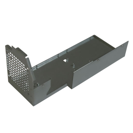 Sheet Metal Chassis Shell Customized Processing Proofing Galvanized Plate Cutting Punching Processing