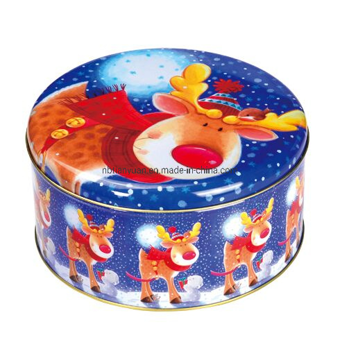 Cake Cookie Candy Mint Coffee Tea Sugar Container Tin Box