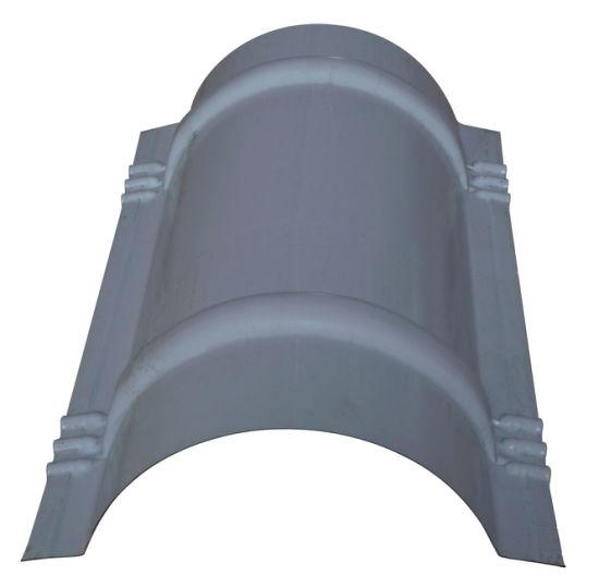R95 Metal Roofing Ridge Cap Tile Roll Forming Machine