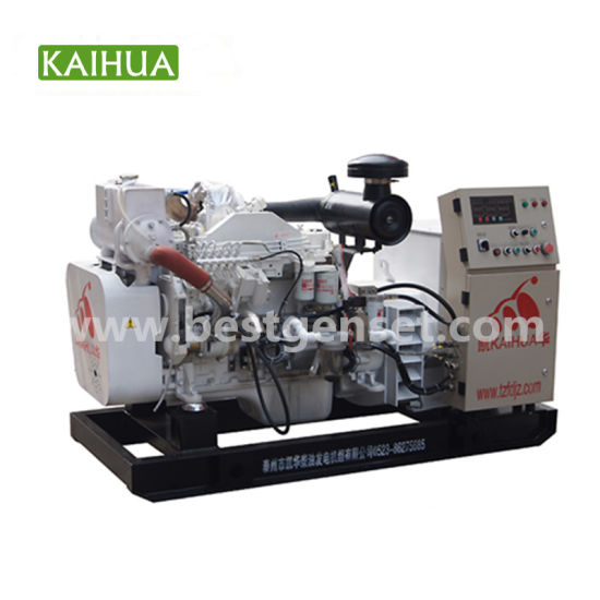 150kVA Cummins 6CTA8.3-GM155 Main Use Marine Diesel Power Generator Manufacturer