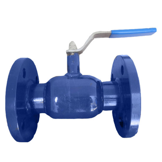 Carbon Steel Fully Flanged Welding Ball Valve (YH-FV-2)