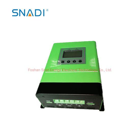 24V 20A 30A 40A 50A 60A MPPT Solar PV Solar Controller for Solar Energy System
