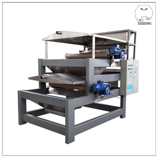 Dry High Intensity Rare Earth Roll Magnet Separator for Soybean
