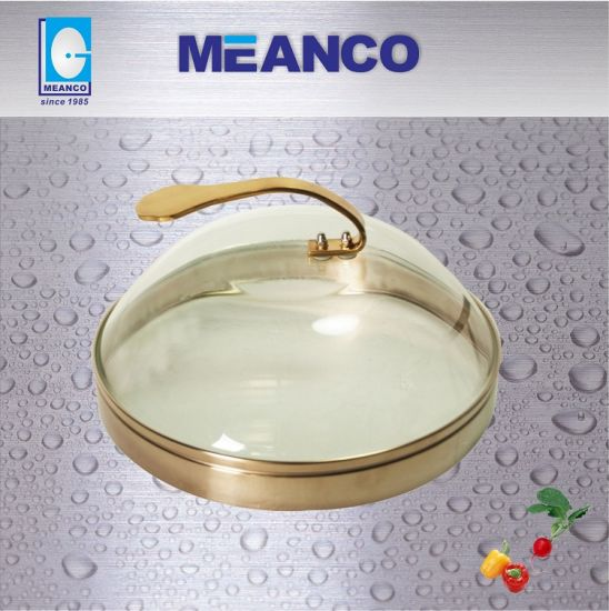 30cm Tempered Glass Teppanyaki Lid pictures & photos