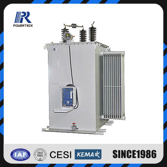 Pole Mounted Single Phase Automatic Step Voltage Regulator