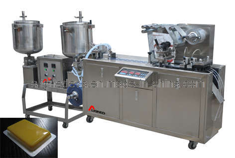 Butter Blister Packing Machine (DPP-80) pictures & photos