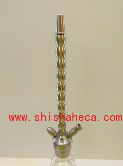 Top Quality Aluminum Nargile Smoking Pipe Shisha Hookah pictures & photos