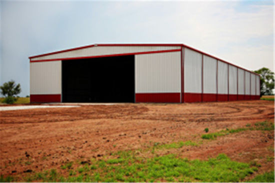 Pre-Engineered Steel Structure Warehouse (SS-568)