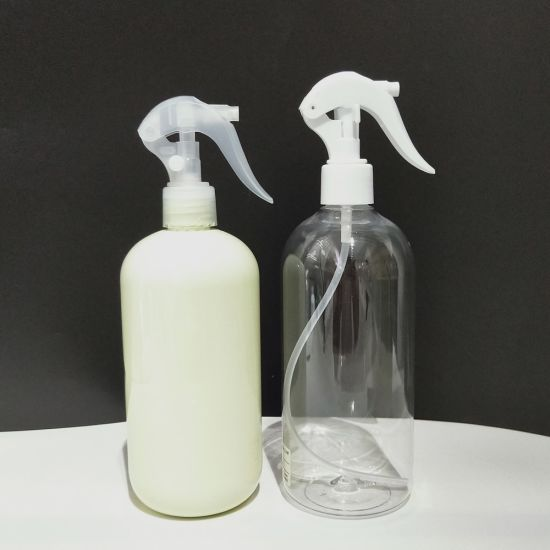 Cosmeic Packaging 500ml Plastic Pet Trigger Spray Bottle