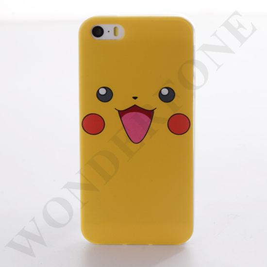 Cartoon Pokemon Go TPU Case for iPhone 7