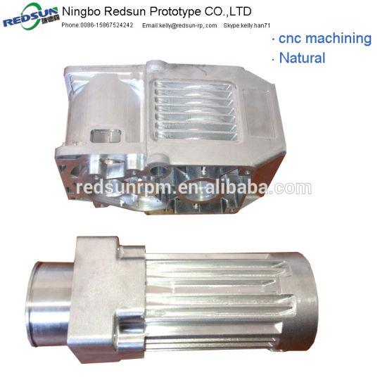 2018 New Design Red-CNC-043 Aluminum Carport Parts