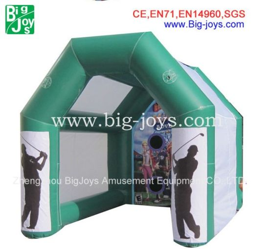 Inflatable Golf Goal, Inflatable Mini Golf for Sale (BJ-SP14) pictures & photos